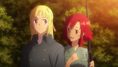 Shuumatsu no Izetta Episode 03 Subtitle Indonesia