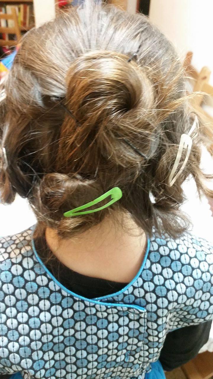 Diy Fancy Nails: DIY Easy Fancy Wedding Or Prom Hairdo Tutorial