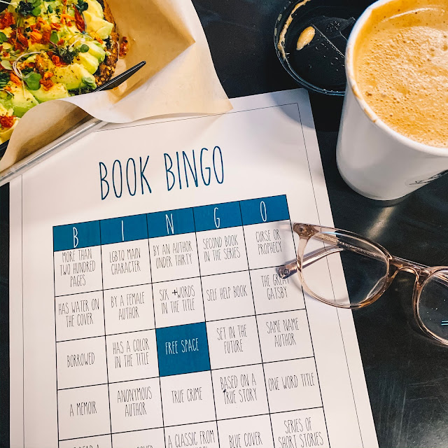 self care reading | how to read more | get into reading | top books of 2019 | book bingo cards | new years resolution read more | fun reading techniques | get me to read more | read more with your spouse