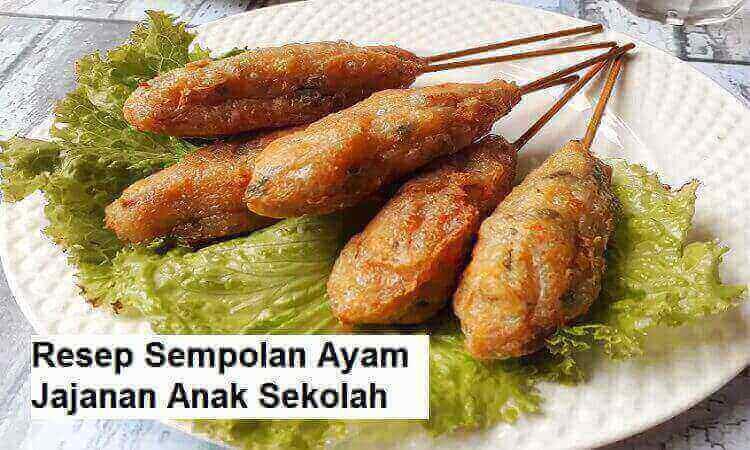 Resep Sempolan Ayam
