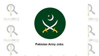 Join Pak Army Jobs For Civilians Latest Advertisement - Pak Army Jobs 2020 Matric Base