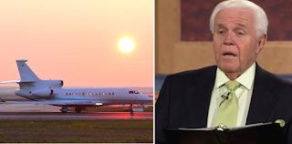 Ιερέας ζητά 54 εκατ. δολάρια γιατί ο Θεός θέλει να αποκτήσει και… τέταρτο ιδιωτικό αεροσκάφος