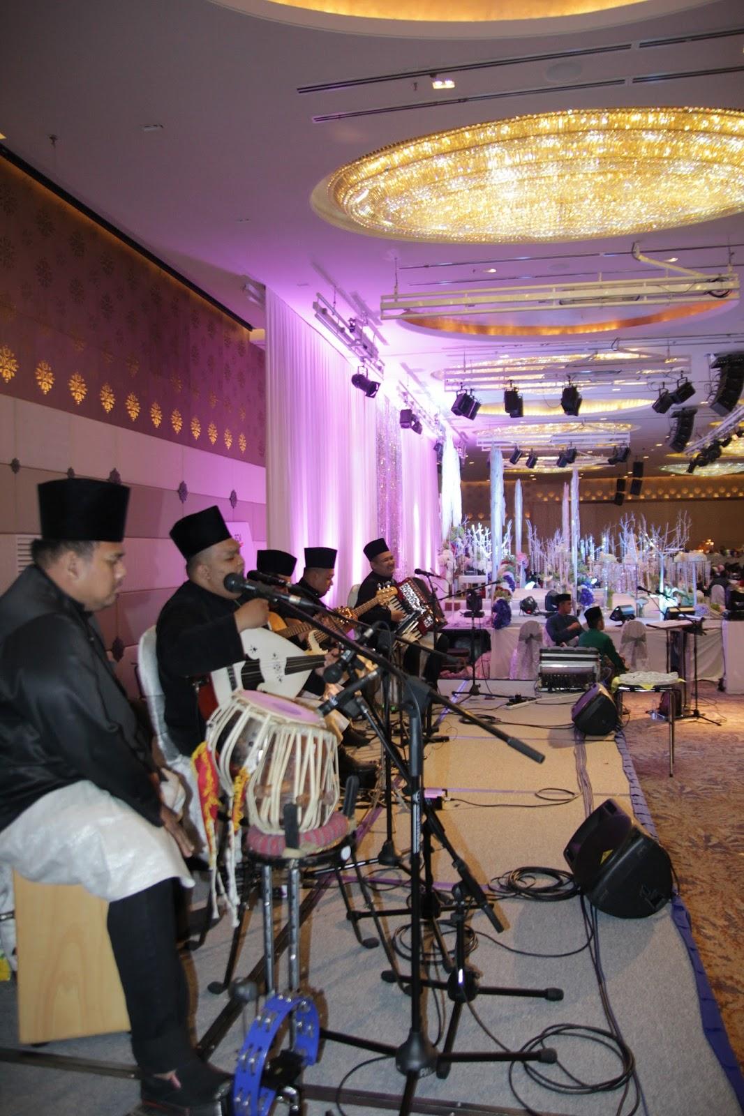 Pakej Persembahan Kumpulan Ghazal Asli Untuk Majlis