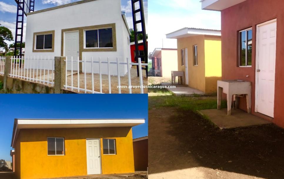 viviendas interés social en Nicaragua
