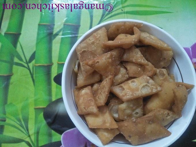 Spicy Diamond Cuts | Maida Kaara Biscuits
