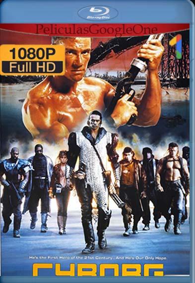 Cyborg[1989] [1080p BRrip] [Latino- Español] [GoogleDrive] LaChapelHD