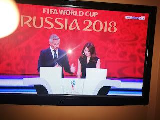 مصر والسعوديه فى مجموعه واحده بكأس العالم روسيا 2018