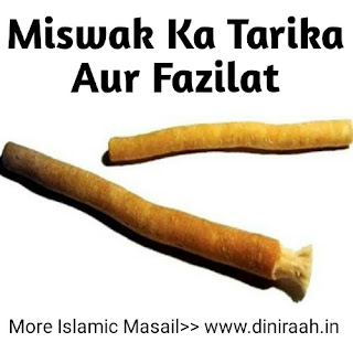 Miswak Ka Tarika
