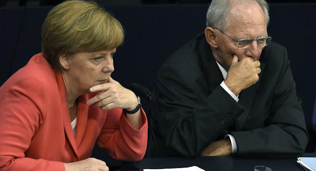 Φαλιρισμένες τράπεζες και χρεοκοπημένα κράτη στην ΕΕ του Σόιμπλε