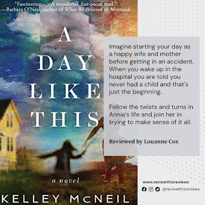 Reviewing A Day LIke This by Kelley McNeil