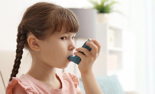Mengenal Gelaja Penyakit Asma Pada Anak
