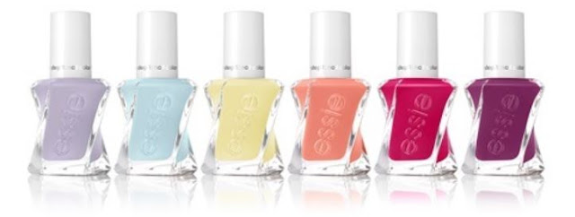 Essie Avant-Garde Gel Couture Collection - with swatches!