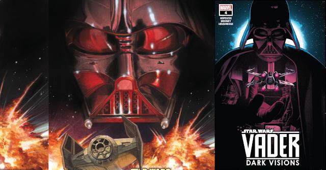 Recenzja : Star Wars. Vader - Dark Visions #4
