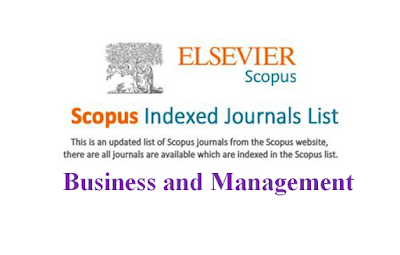 Business and Management Free Scopus Indexed Journals