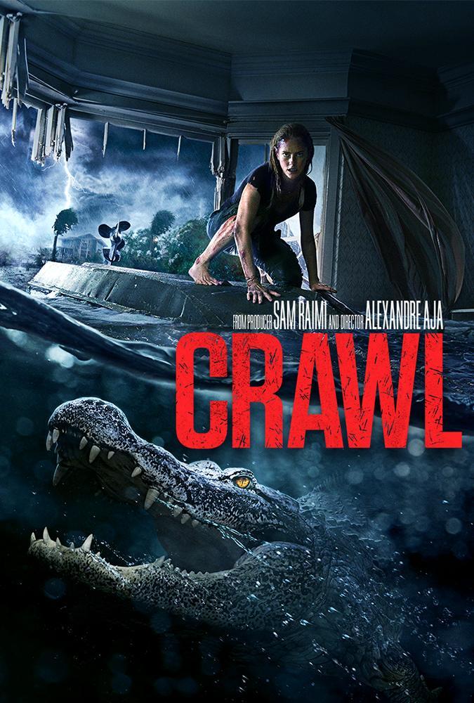 Crawl [2019] [CUSTOM HD] [DVDR] [NTSC] [Latino]