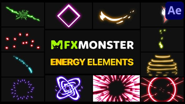 Energy Pack[Videohive][After Effects][28963315]