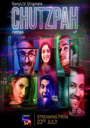 Chutzpah 2021 Season 1 WEB Series HDRip 720p