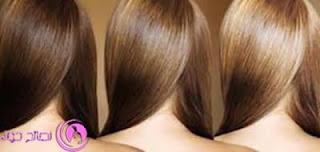 كريم لتطويل وتنعيم الشعر كالحرير من الصيدلية