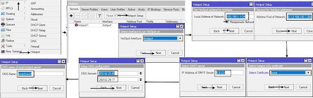 Ip Hotspot Setup Mode Winbox