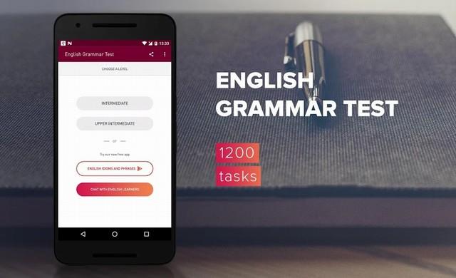 أفضل تطبيق لتعلم قواعد اللغة للاندرويد