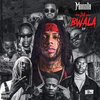 Monsta - Da Bwala (EP)