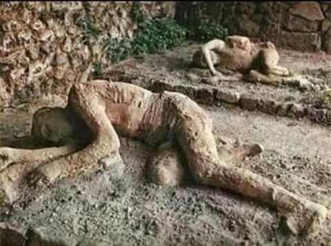Kota Pompeii, Diazab Oleh Allah Karena Banyaknya Perzinahan