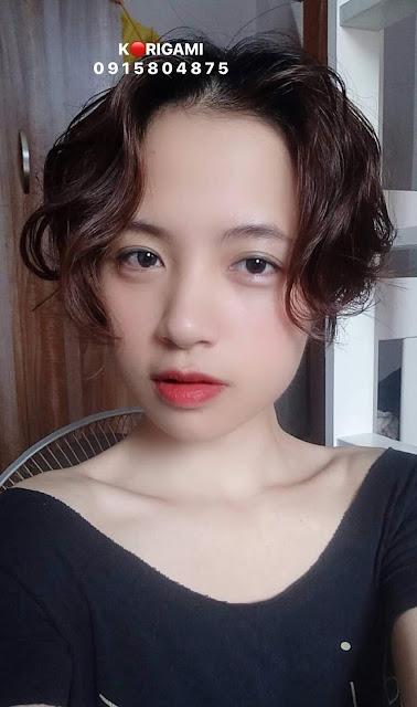 Khuôn mặt nhỏ gầy cắt tóc kiểu nào đẹp gợi cảm ???