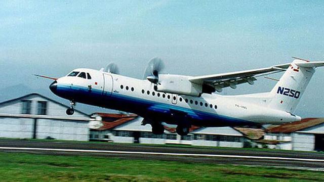 Pesawat N250 Karya BJ.Habibie Dimuseumkan Di Yogyakarta