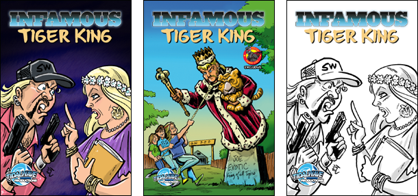 Tiger King Covers 1