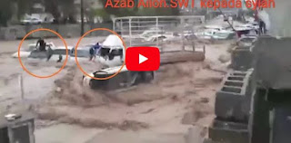 Banjir Bandang Melanda Di Negeri Syiah Iran | Maret 2019