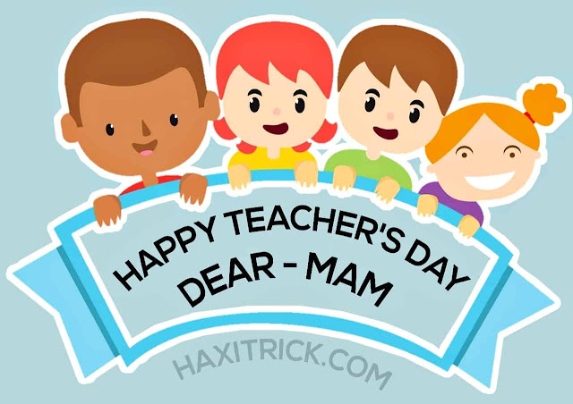 Happy Teachers Day Dear Mam Image