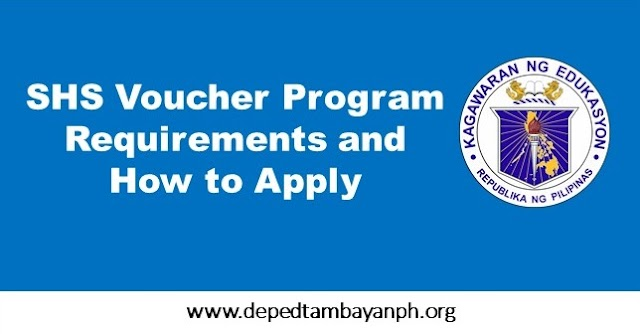 DepEd Senior High School Voucher Program Requirements and How to Apply