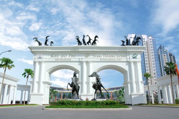 Khu đô thị Nam Thăng Long Hà Nội