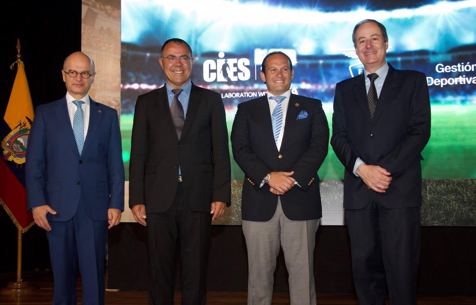 El CIES firma un nuevo convenio de colaboración para realizar un Programa Ejecutivo en Gestión Deportiva