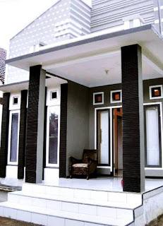 Pentingnya Desain Tiang Teras Rumah Minimalis Idaman Terbaru