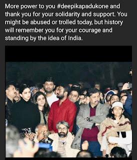 Boycott Chhapak-Controversy on Deepika Padukon