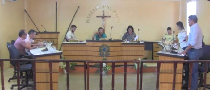 Sessão legislativa: Em setembro, contas do ex-prefeito Alex Sandro de 2014  são aprovadas. Confira!