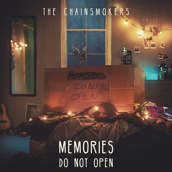 The Chainsmokers & Coldplay - Something Just Like This - Single Cover