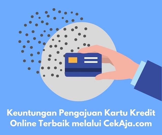 Pengajuan Kartu Kredit Online Terbaik