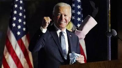Raup 290 Electoral Votes, Joe Biden Menangi Pilpres AS 2020!