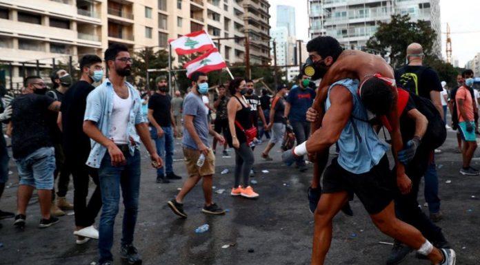 Pascaledakan, PM Lebanon Mundur dan Pemerintahannya Dibubarkan