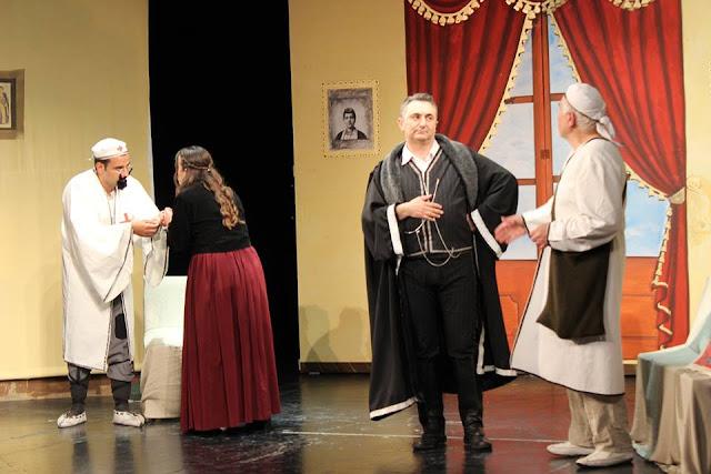 Συνεχίζουν την προσπάθεια για την ανάδειξη του Ποντιακού θεάτρου οι «Ακρίτες του Πόντου»