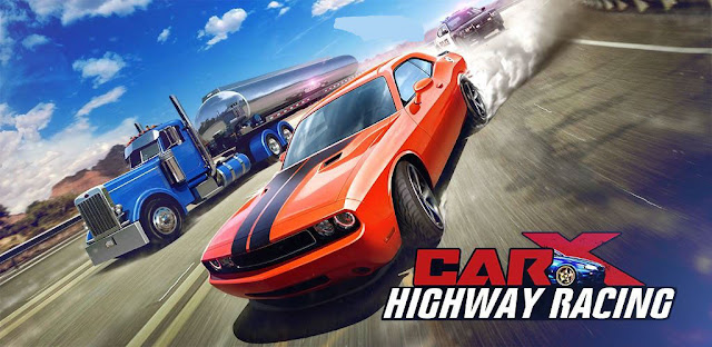 Download CarX Highway Racing Mod Apk Data Unlimited Money