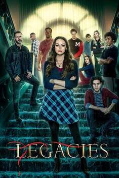 Legacies 3ª Temporada Torrent – WEB-DL 720p/1080p Dual Áudio