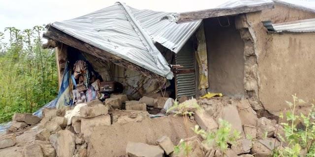 Une mère et ses deux enfants emportés par l'écroulement de leur maison à Nyakpate au nord Togo