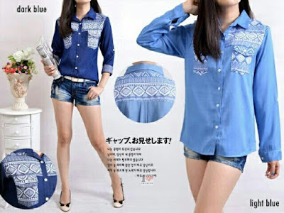 http://www.niztcollection.com/2016/08/kemeja-denim-motif-restok-am264.html