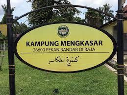 Kampung Mengkasar, Pahang, Malaysia