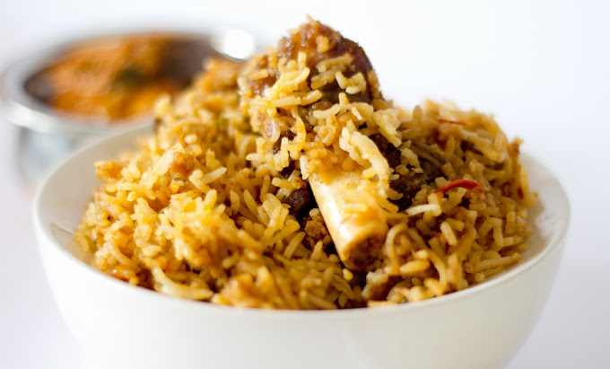 Memoni Mutton Biryani Recipe