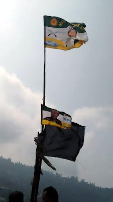 Bimal Gurung flag returns to Morcha office