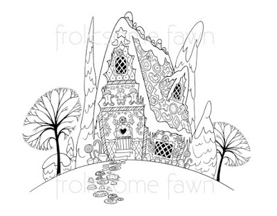 The Sassy Pack Rat: Friday Finds: Adult Coloring Pages